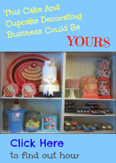 Why You Should Start a Homebased Cupcake or Cake Decorating Business