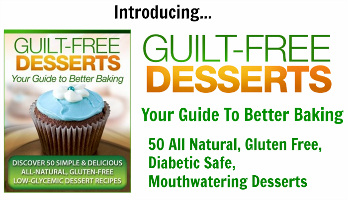 Introducing guilt-free desserts