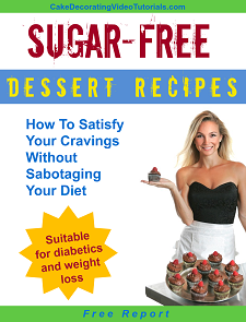 Free Report Sugar-free dessert recipes