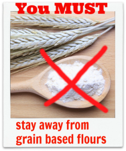 grain-free flours